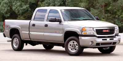 2004 GMC Sierra 2500HD Review, Ratings, Specs, Prices, and Photos - The Car Connection