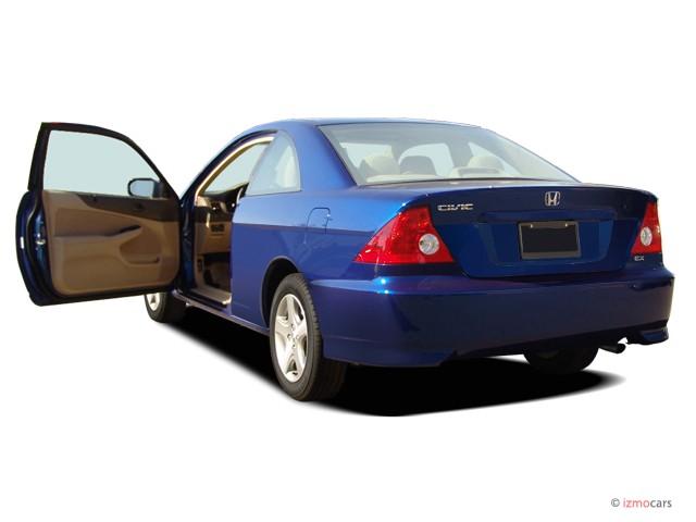 2004 honda civic ex manual coupe