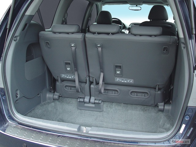 Image 2006 Honda Odyssey Touring At Trunk Size 640 X