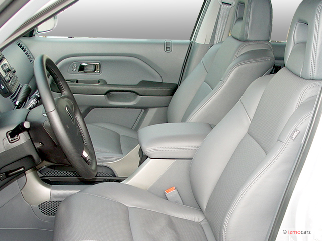 Image 2004 Honda Pilot 4wd Ex Auto W Leather Front Seats Size 640 X 480 Type Gif Posted On