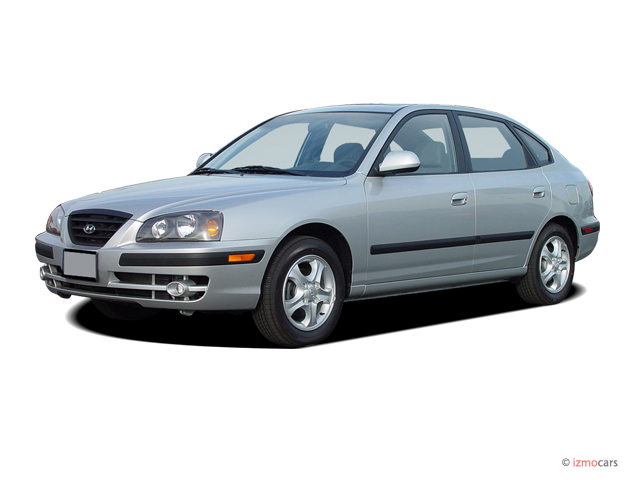 Wonderful 2004 Hyundai Elantra Review, Ratings, Specs, Prices, And Photos   The Car  Connection