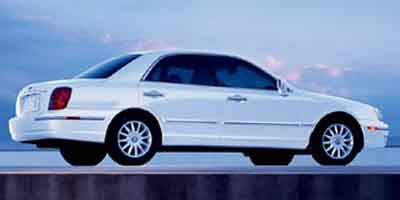 2004 Hyundai XG350 Review, Ratings, Specs, Prices, and Photos - The