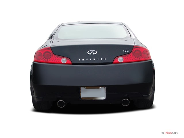Image 2005 Infiniti G35 Coupe 2 Door Coupe Auto Rear