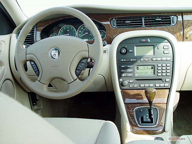 image 2004 jaguar x type 4 door sedan 2 5l dashboard size 640 x 480 type gif posted on. Black Bedroom Furniture Sets. Home Design Ideas