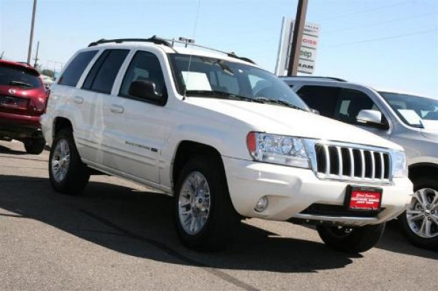 2004 Jeep Grand Cherokee used car