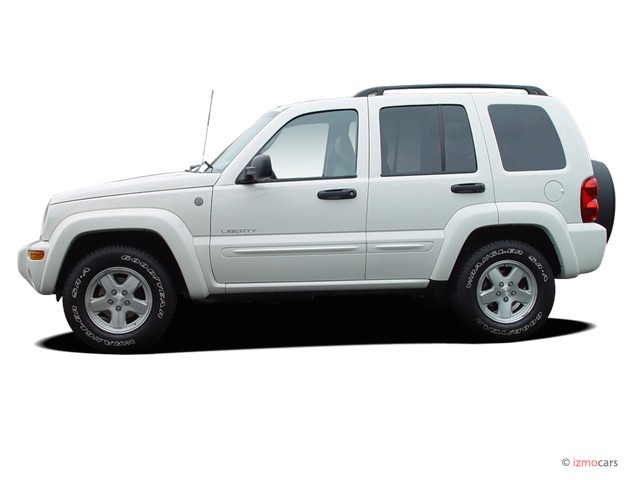 Image 2004 Jeep Liberty 4door Limited 4wd Side Exterior View