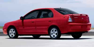 2004 Kia Spectra Review Ratings Specs Prices And Photos The Car Connection