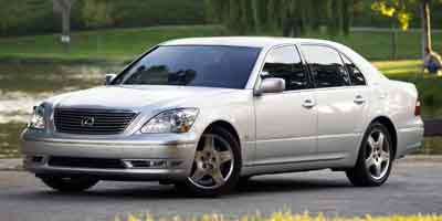 2004 Lexus LS Review, Ratings, Specs, Prices, and Photos - The Car