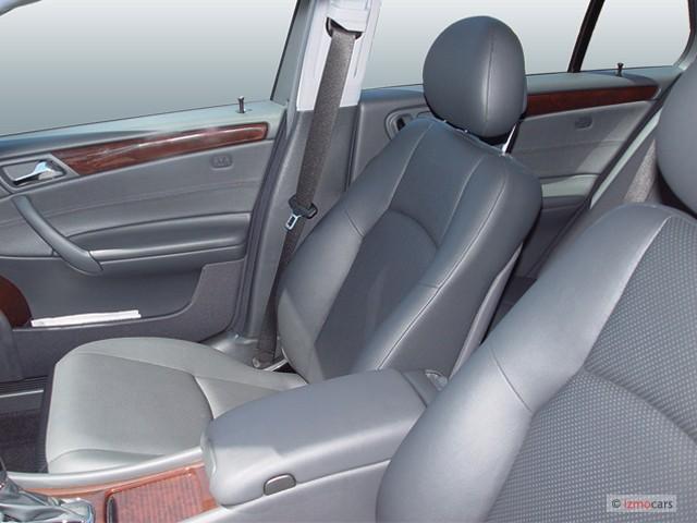 image 2004 mercedes benz c class 4 door wagon 2 6l front seats size 640 x 480 type gif. Black Bedroom Furniture Sets. Home Design Ideas