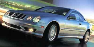 2004 Mercedes Benz CL Class AMG