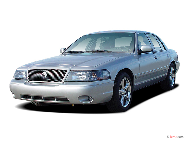 The Car Connection Mercury Marauder Overview