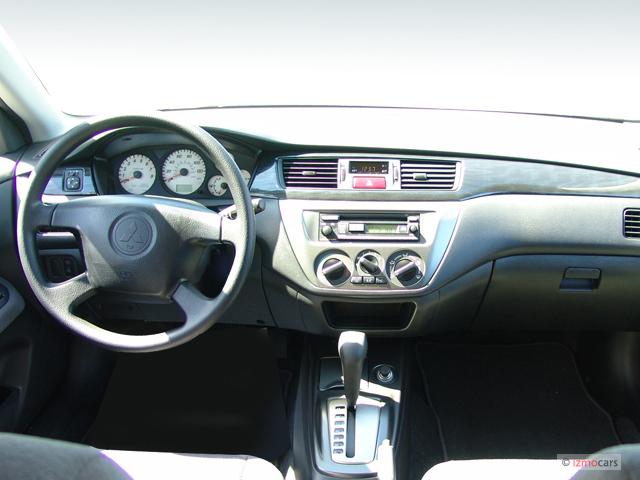 Image: 2004 Mitsubishi Lancer 4-door Wagon Sportback LS ...