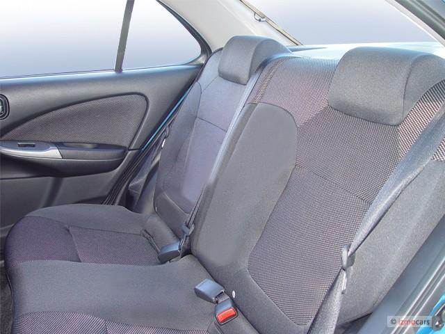 Image 2004 Nissan Sentra 4 Door Sedan Se R Spec V Manual