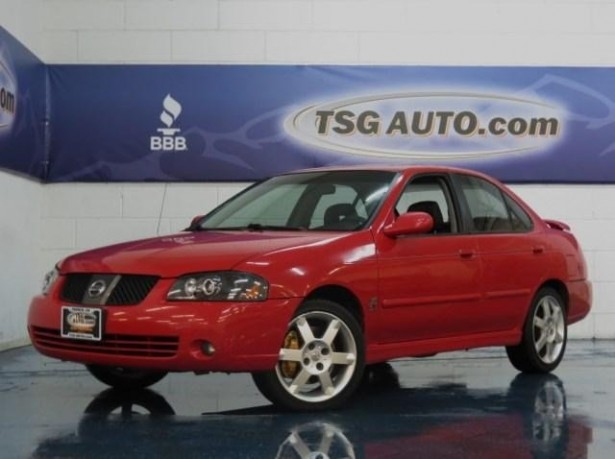 2004 Nissan Sentra Spec V used car
