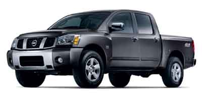 2004 nissan titan review ratings specs prices and. Black Bedroom Furniture Sets. Home Design Ideas