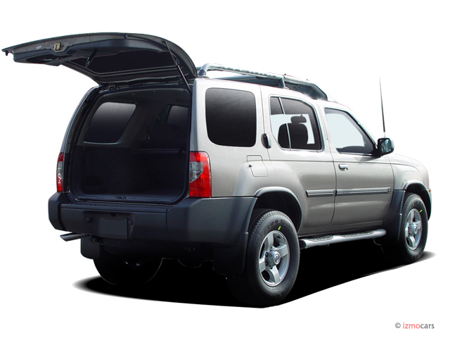 Image 2004 Nissan Xterra 4 Door Xe 2wd V6 Auto Trunk Size 640 X 480 Type Gif Posted On
