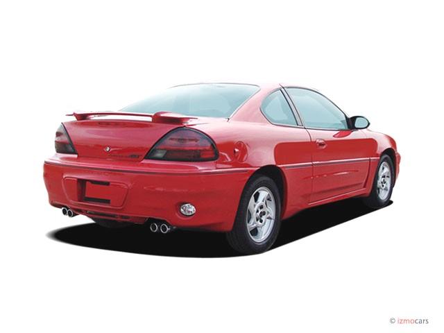 Image 2005 Pontiac Grand Am 2 Door Coupe Gt1 Angular Rear