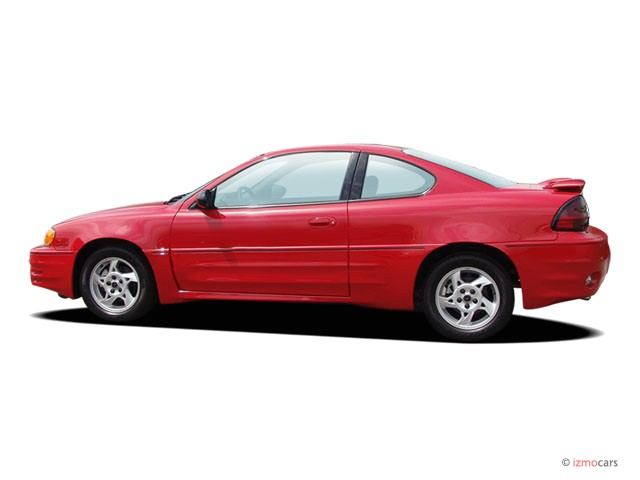 Image 2005 Pontiac Grand Am 2 Door Coupe Gt1 Side