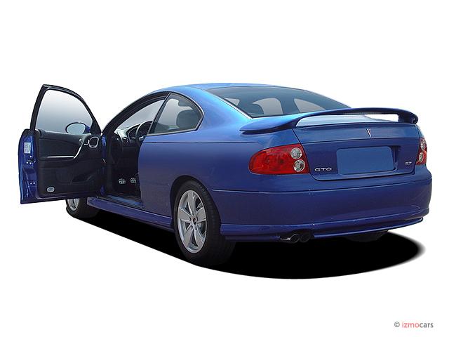 2004 Pontiac GTO 2-door Coupe Open Doors  sc 1 st  Green Car Reports & Image: 2004 Pontiac GTO 2-door Coupe Open Doors size: 640 x 480 ...