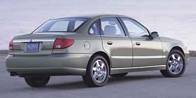 2004 Saturn L-Series L300 1