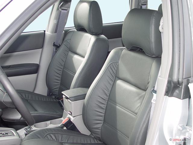 image 2004 subaru forester natl 4 door 2 5 xs auto w premium pkg front seats size 640 x 480. Black Bedroom Furniture Sets. Home Design Ideas