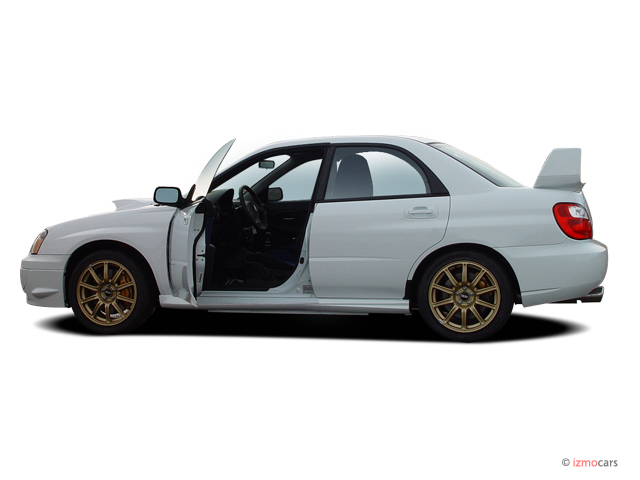 image 2004 subaru impreza sedan natl 2 0 wrx manual. Black Bedroom Furniture Sets. Home Design Ideas
