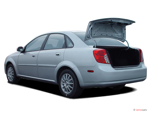 Suzuki Forenza Sedan Reviews
