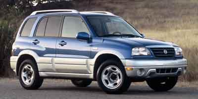 2004 Suzuki Grand Vitara LX