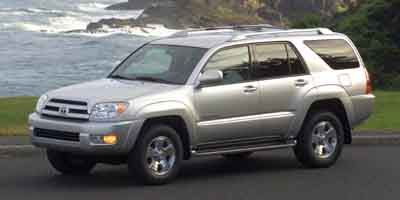 2004 toyota 4runner review ratings specs prices and photos the car connection. Black Bedroom Furniture Sets. Home Design Ideas