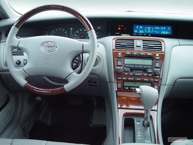 Image 2004 Toyota Avalon 4 Door Sedan Xls W Bucket Seats