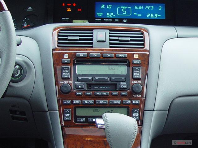 Image Toyota Avalon Door Sedan XLS WBucket Seats Natl - 2004 avalon