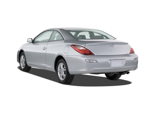 Lovely 2008 Toyota Camry Solara 2 Door Coupe V6 Auto SE (Natl) Angular Rear  Exterior View
