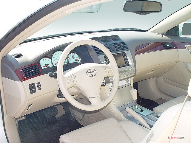 Toyota Camry Solara Dr Cpe V Auto Se M