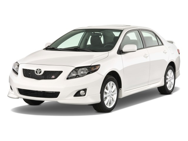 2010 Toyota Corolla Review Ratings Specs Prices And Photos The