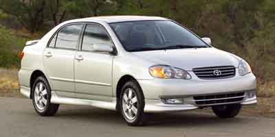 2004 Toyota Corolla Review Ratings Specs Prices And Photos The