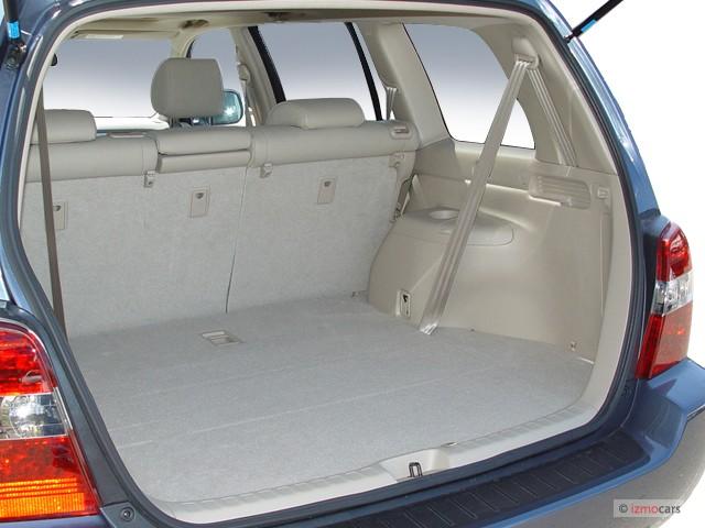 Image 2005 Toyota Highlander 4 Door V6 4wd Limited W 3rd