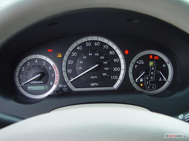 Image: 2004 Toyota Sienna 5dr CE FWD 8-Passenger (Natl ...