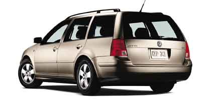 2004 Volkswagen Jetta Wagon 4dr Wgn TDI Manual Exterior Front Left