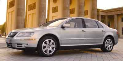 2004 Volkswagen Phaeton V8