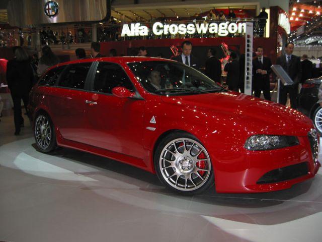 2004 Alfa Romeo Crosswagon