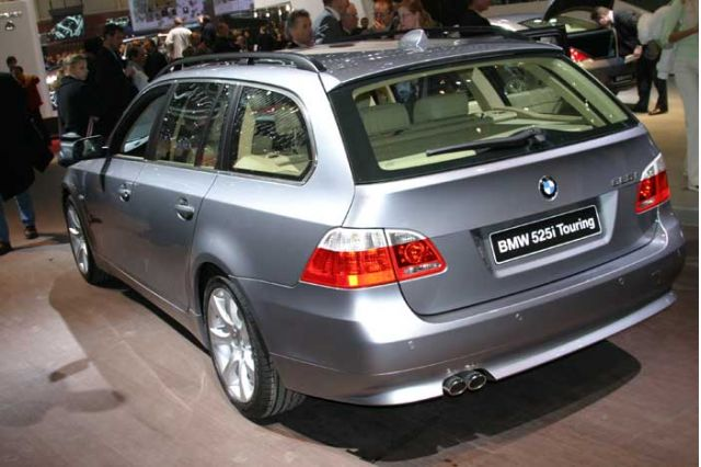 2004 BMW 5-Series Touring