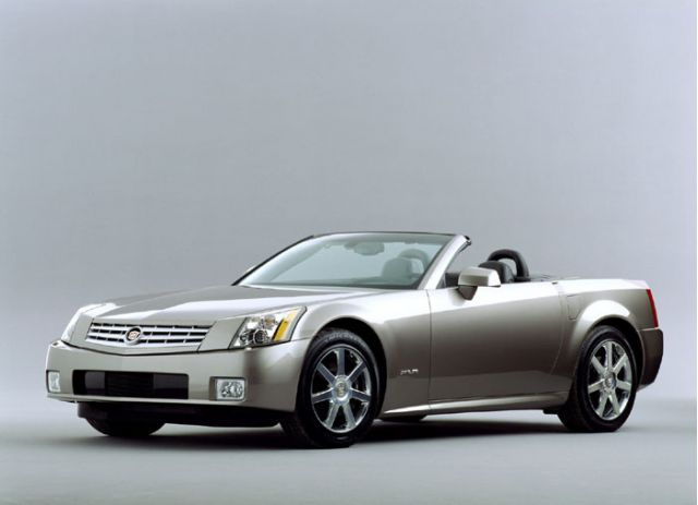 2004 cadillac xlr review ratings specs prices and photos the rh thecarconnection com 2004 Cadillac XLR Owner's Manual Cadillac XLR Specifications