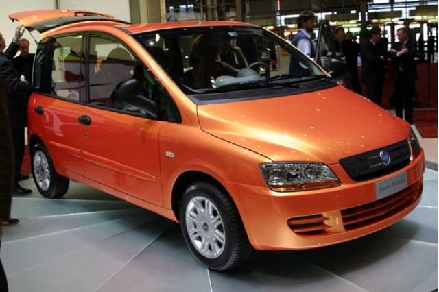 2004 Fiat Idea5Terre