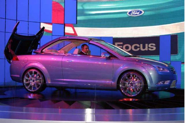 2004 Ford Focus Vignale Concept