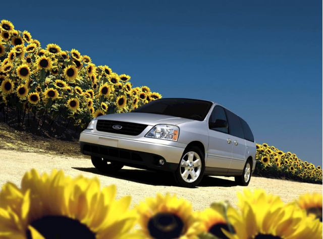 2004 Ford Freestar Review Ratings Specs Prices and Photos
