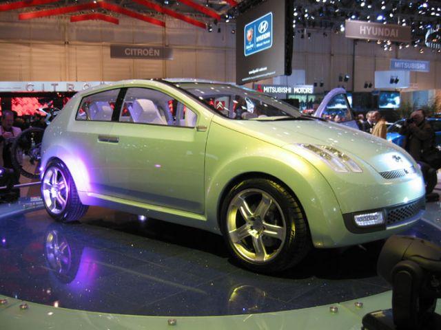 2004 Hyundai E3 concept