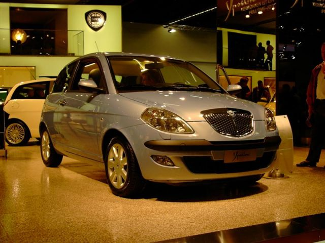 2004 Lancia Ypsilon