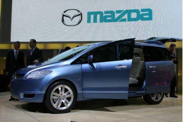 2004 Mazda MX-Flexa concept