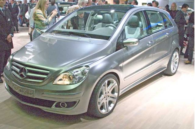 2004 Mercedes-benz Vision B