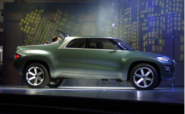 2004 Mitsubishi Sport Truck Concept